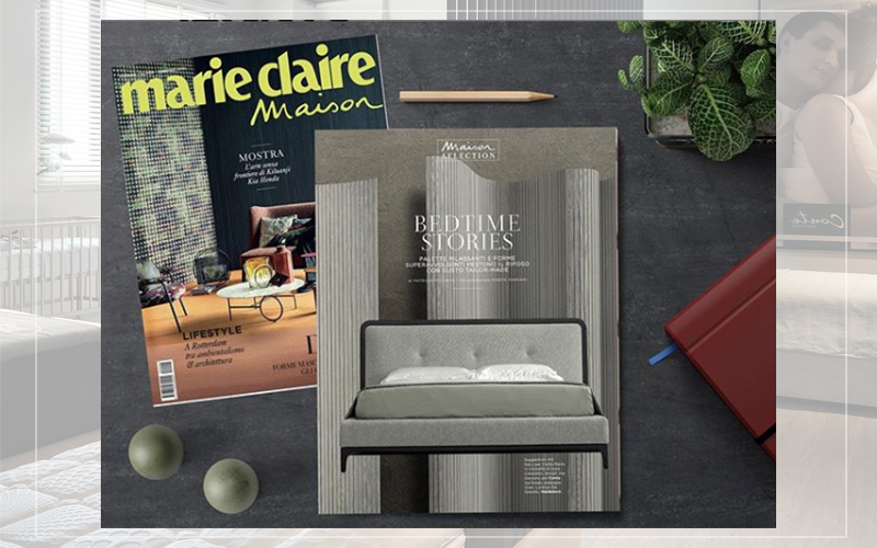 CONTE 刊登於Marie Claire Maison 2020/2月